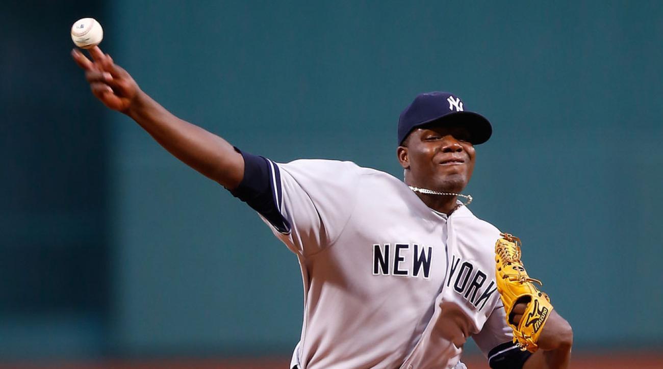 New York Yankees Michael Pineda