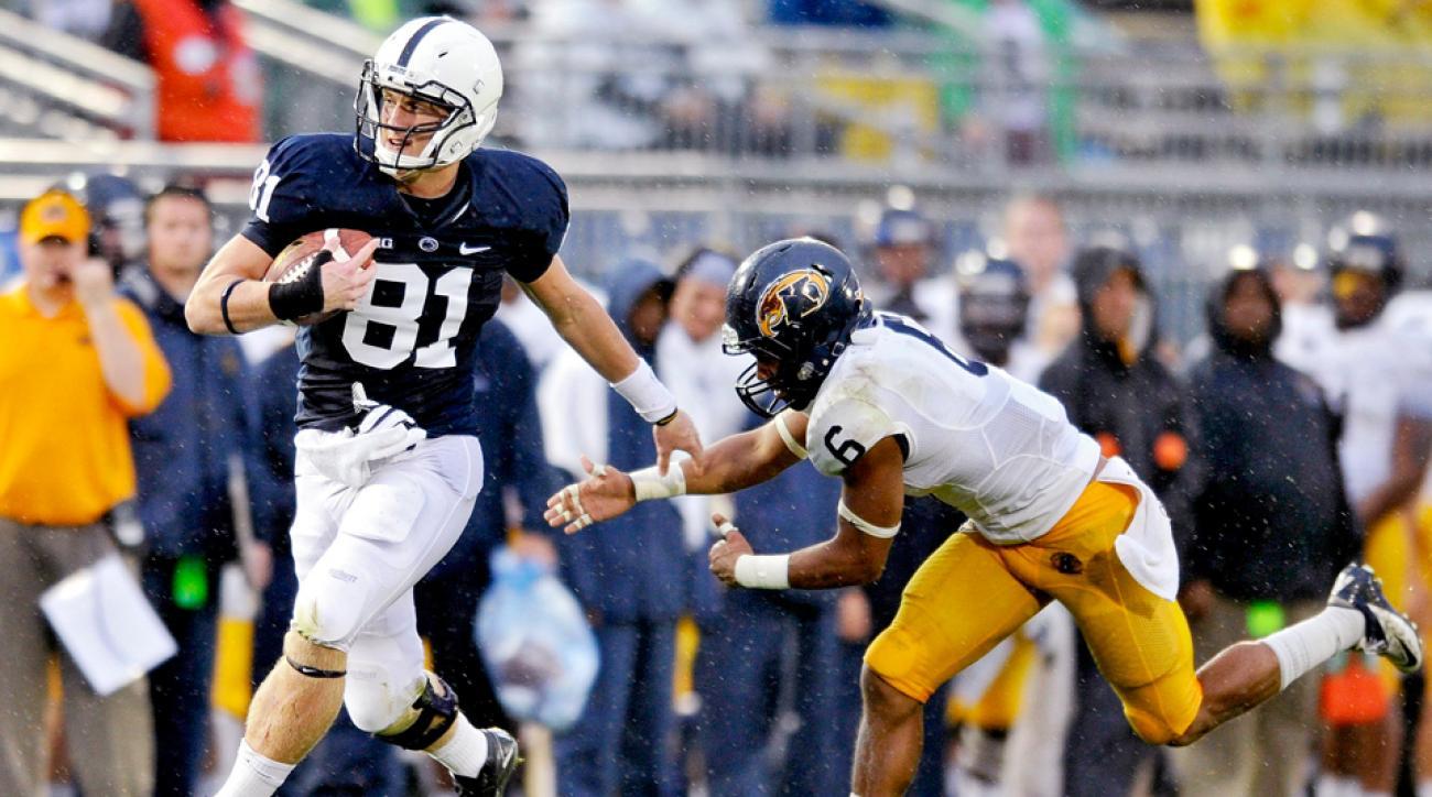 Adam Breneman Penn State