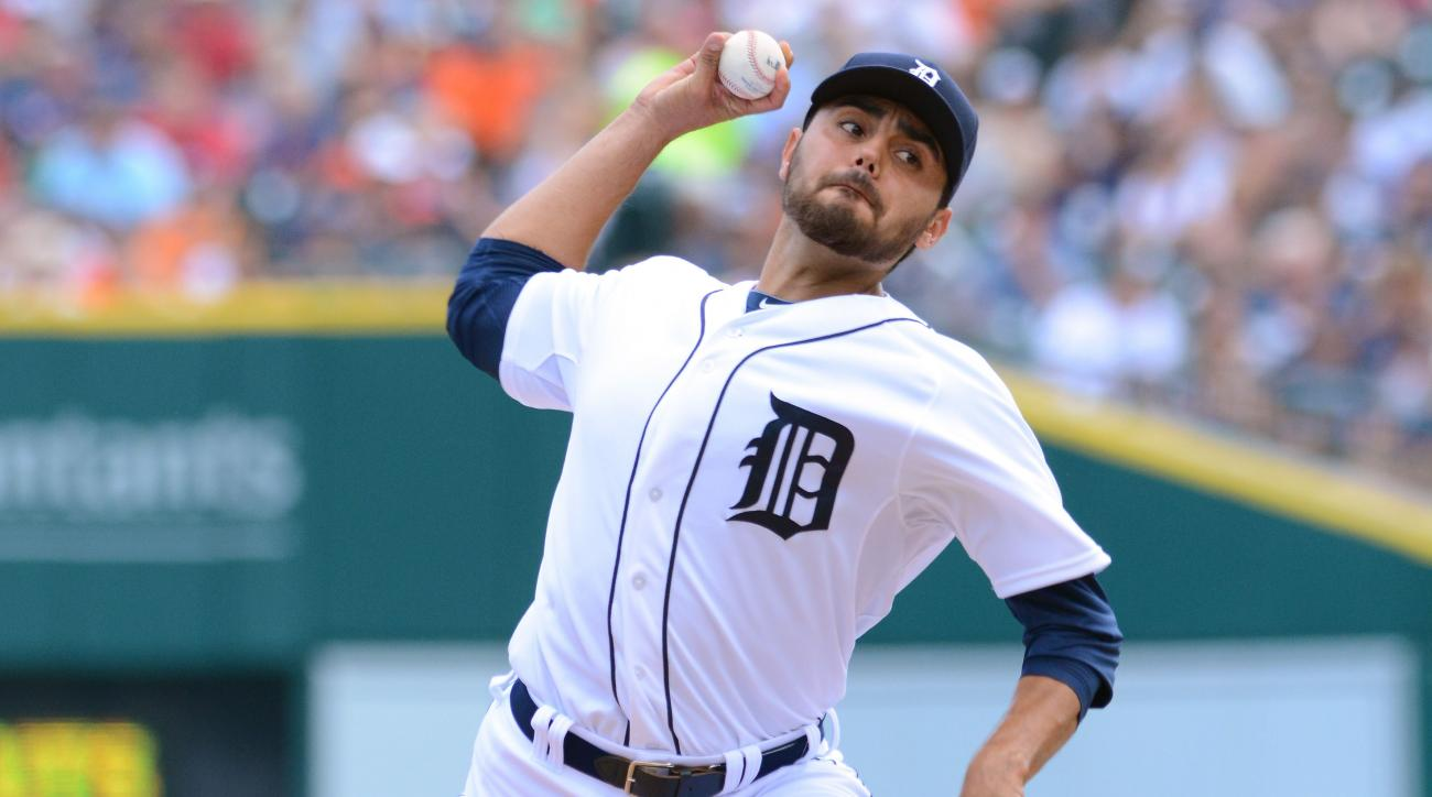 detroit tigers Joakim Soria disabled list oblique strain