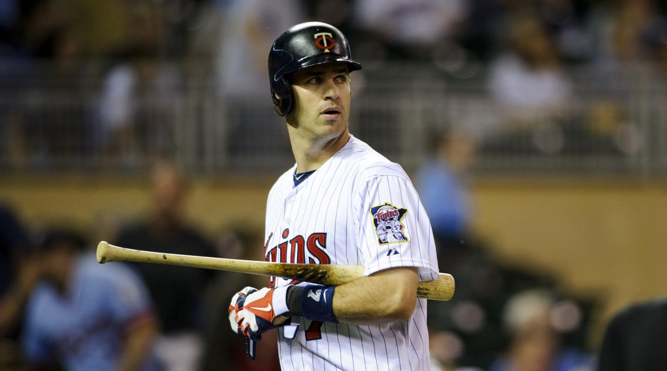 The Minnesota Twins will activate Joe Mauer from the disabled list Monday.
