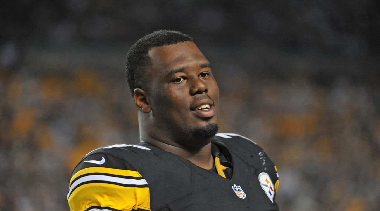 The Pittsburgh Steelers are working on a contract extension with tackle Marcus Gilbert.