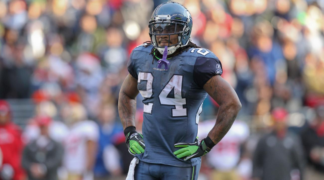 Marshawn Lynch investigated possible assault