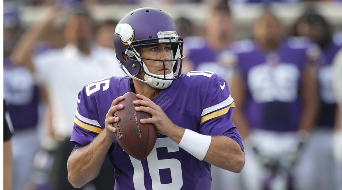 Matt Cassel to start Vikings second preseason game