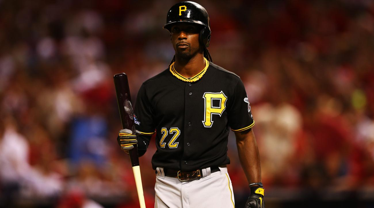 Pirates Andrew McCutchen rib injury disabled list