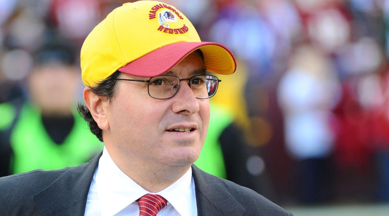 Dan Snyder, Redskins owner
