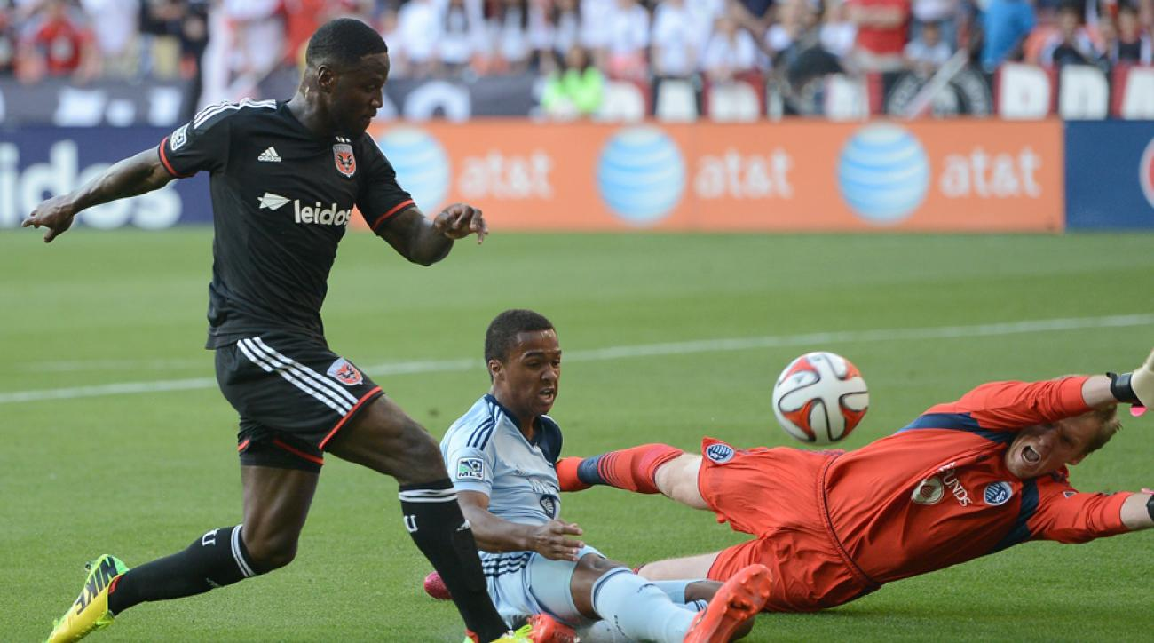 Eddie Johnson D.C. United
