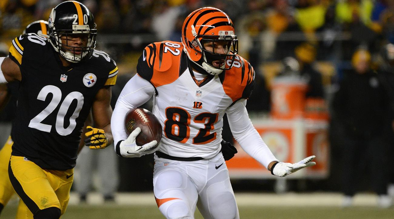 Bengals expect October return for Marvin Jones