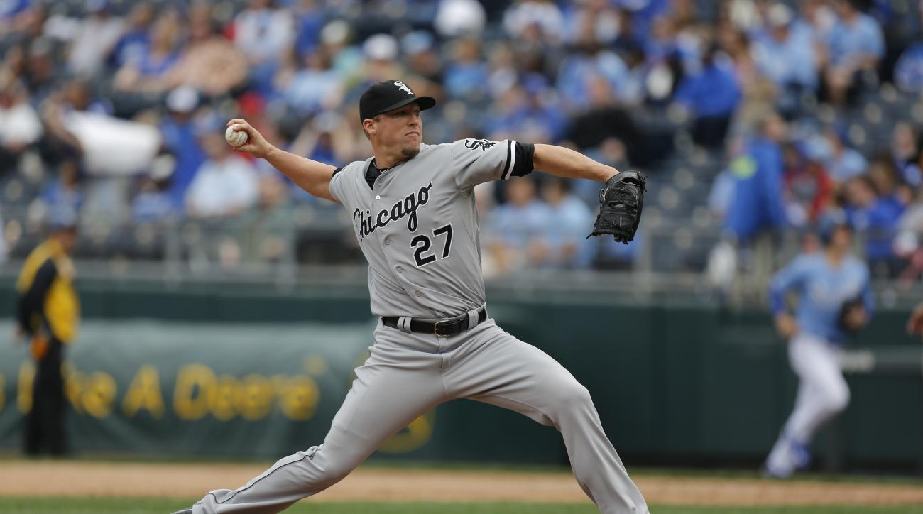 The Chicago White Sox activated pitcher Matt Lindstrom from the DL.