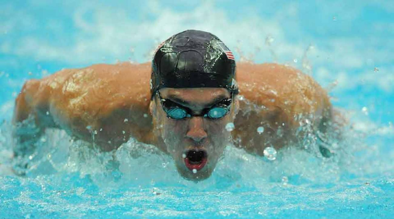 Michael Phelps won eight gold medals at the 2008 Beijing Olympics.