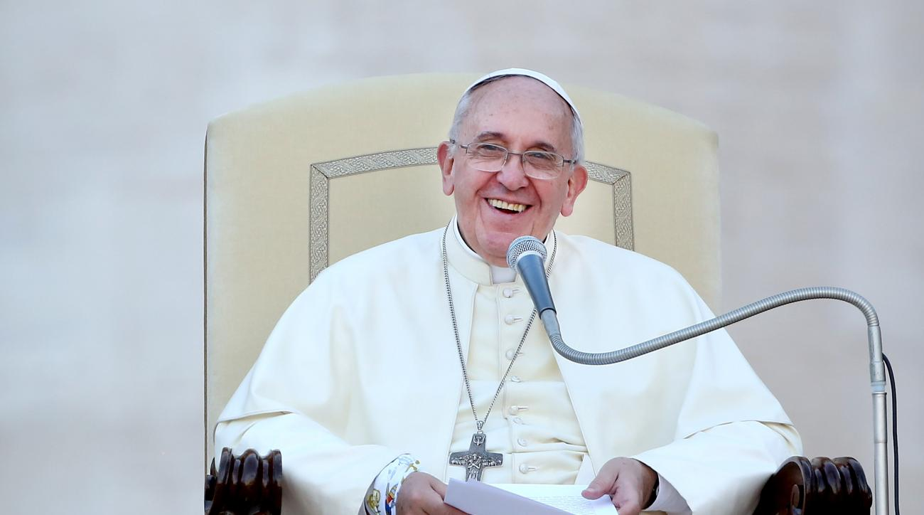 pope francis soccer israel palestine match for peace