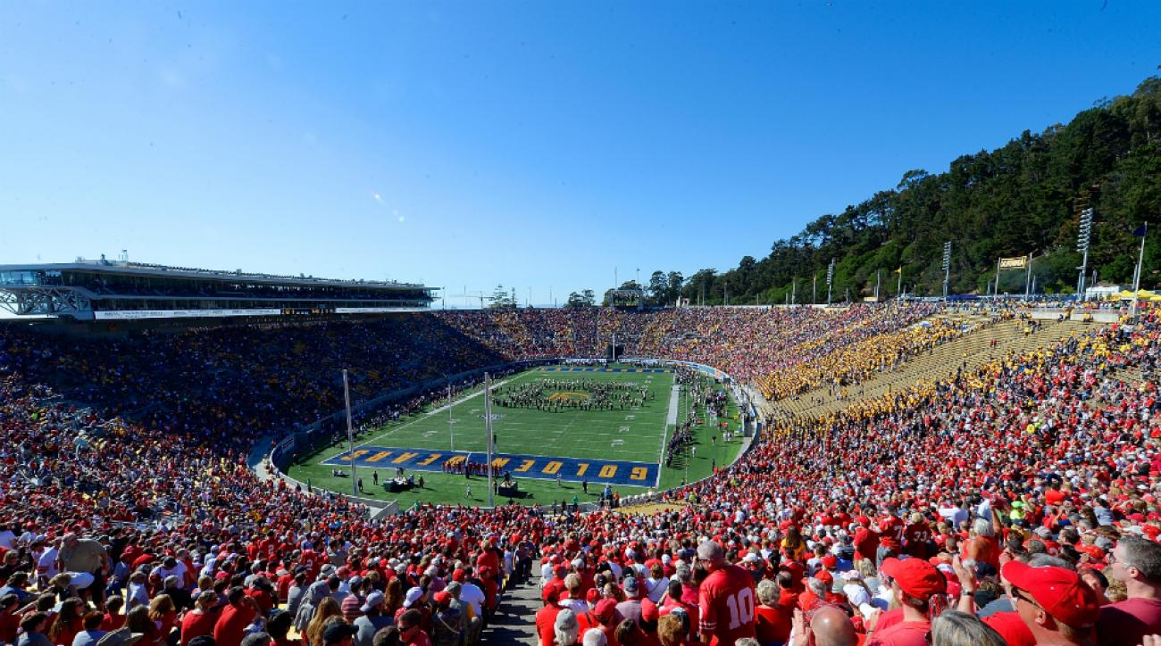 Cal schedules North Carolina TCU
