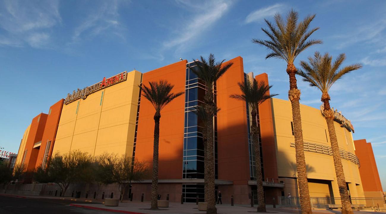 Jobing.com Arena Arizona Coyotes