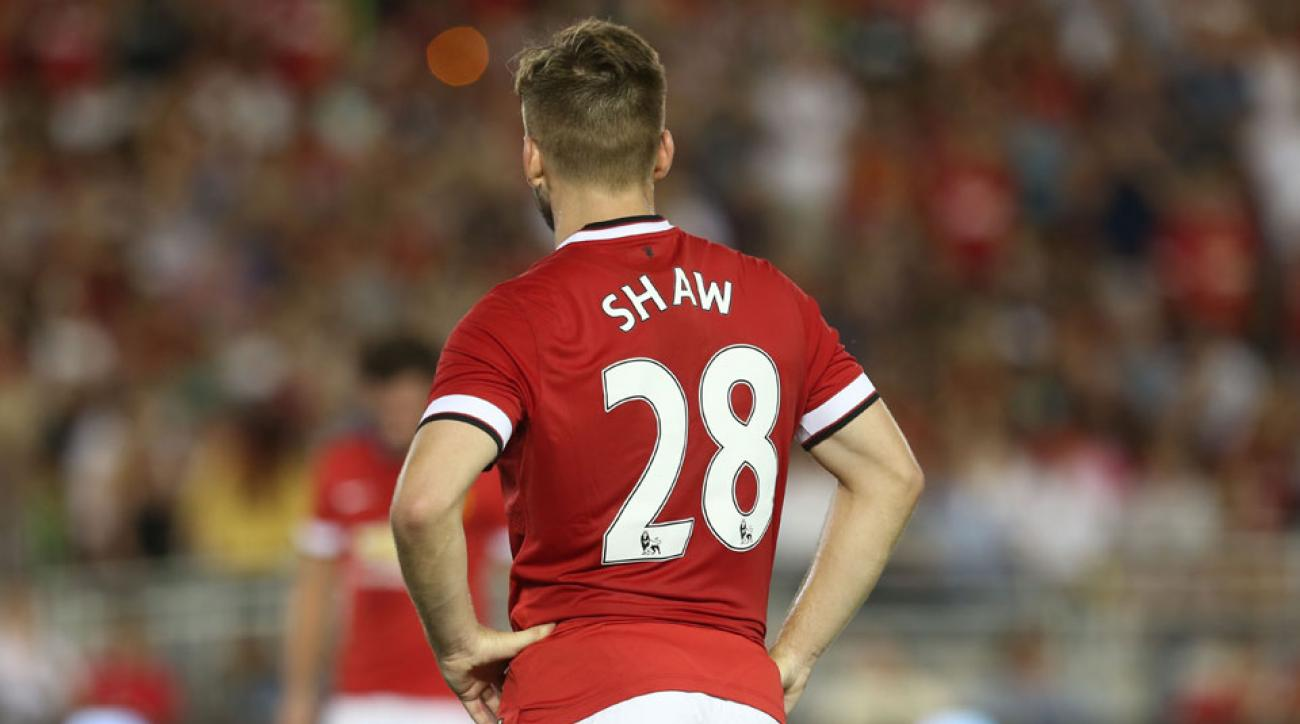 Luke Shaw Hamstring injury