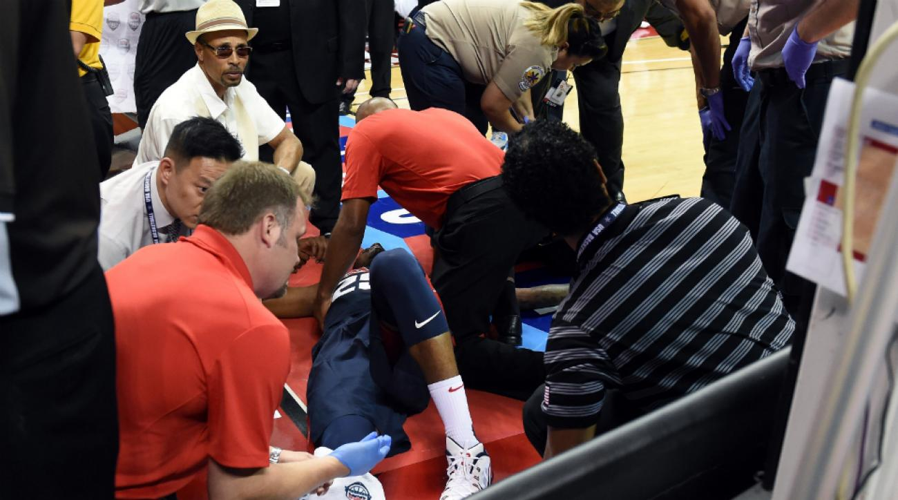 Pacers' Paul George injury disabled player exception