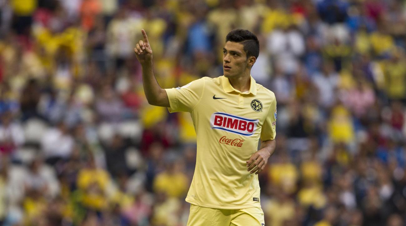 Raul Jimenez Atletico Madrid Club American transfer