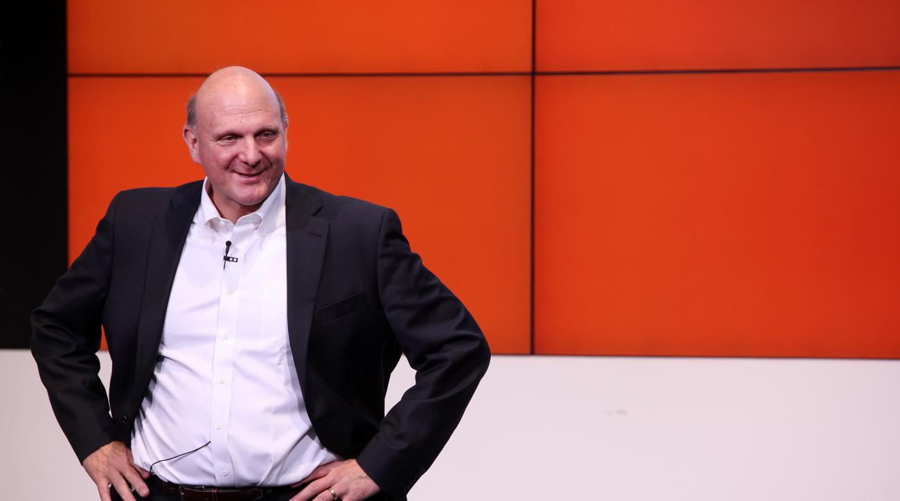 """New Clippers owner Steve Ballmer said that buying the team for $2 billion was a """"reasonable purchase."""""""