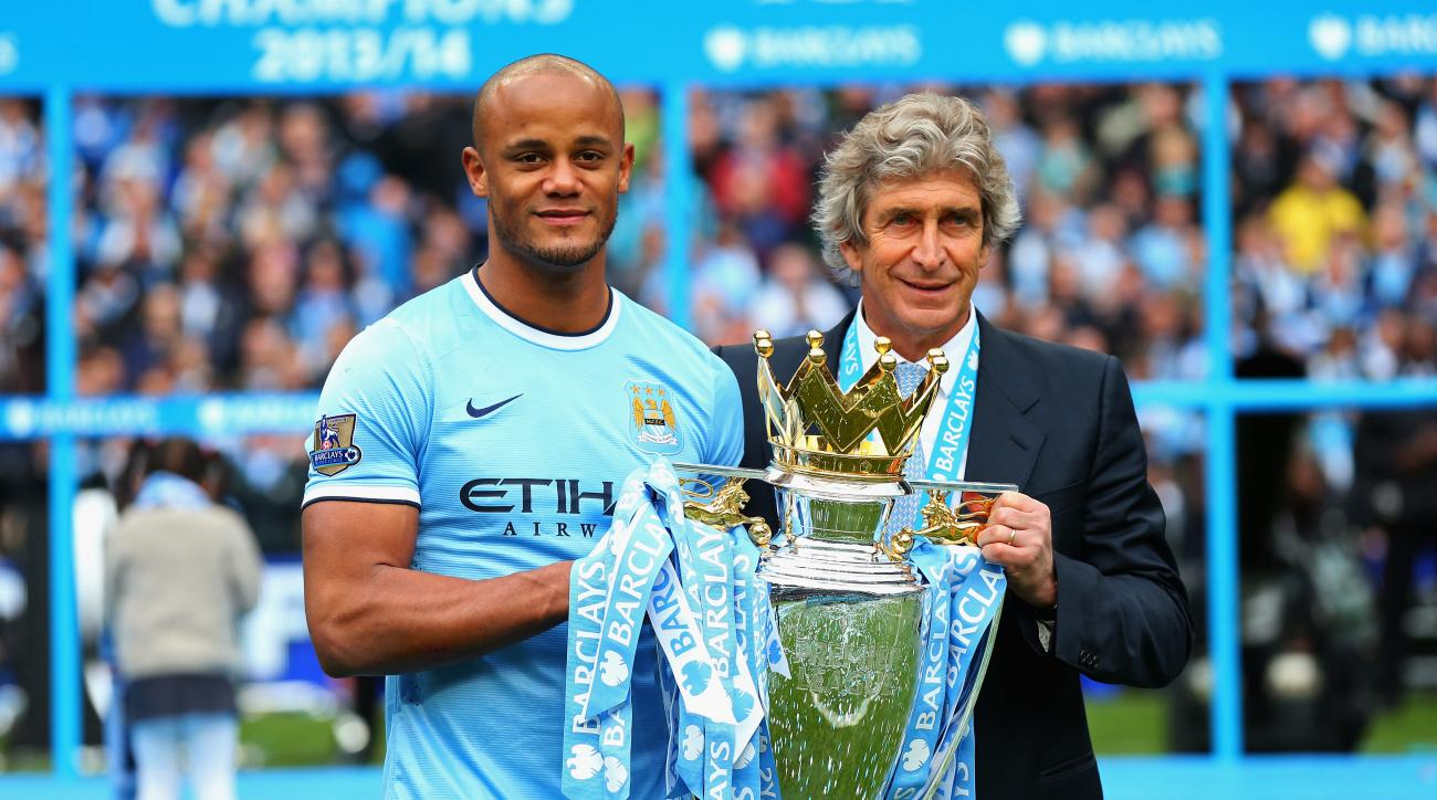 Vincent Kompany Manchester City five-year deal 2019