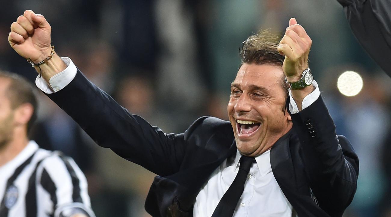 Italy hires Antonio Conte