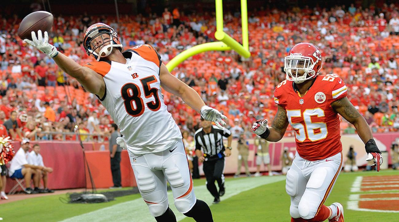 NFL breakout 2nd-year players: Tyler Eifert Jamie Collins, more