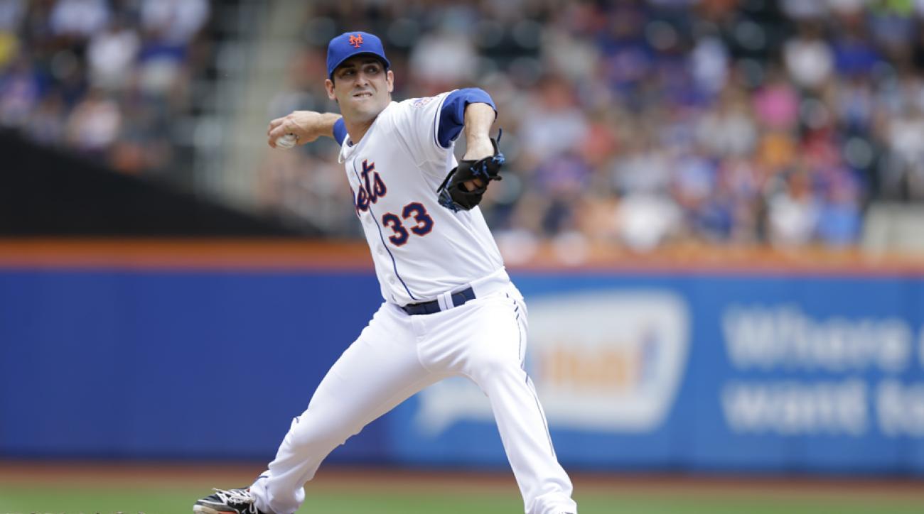Mets Matt Harvey innings limit