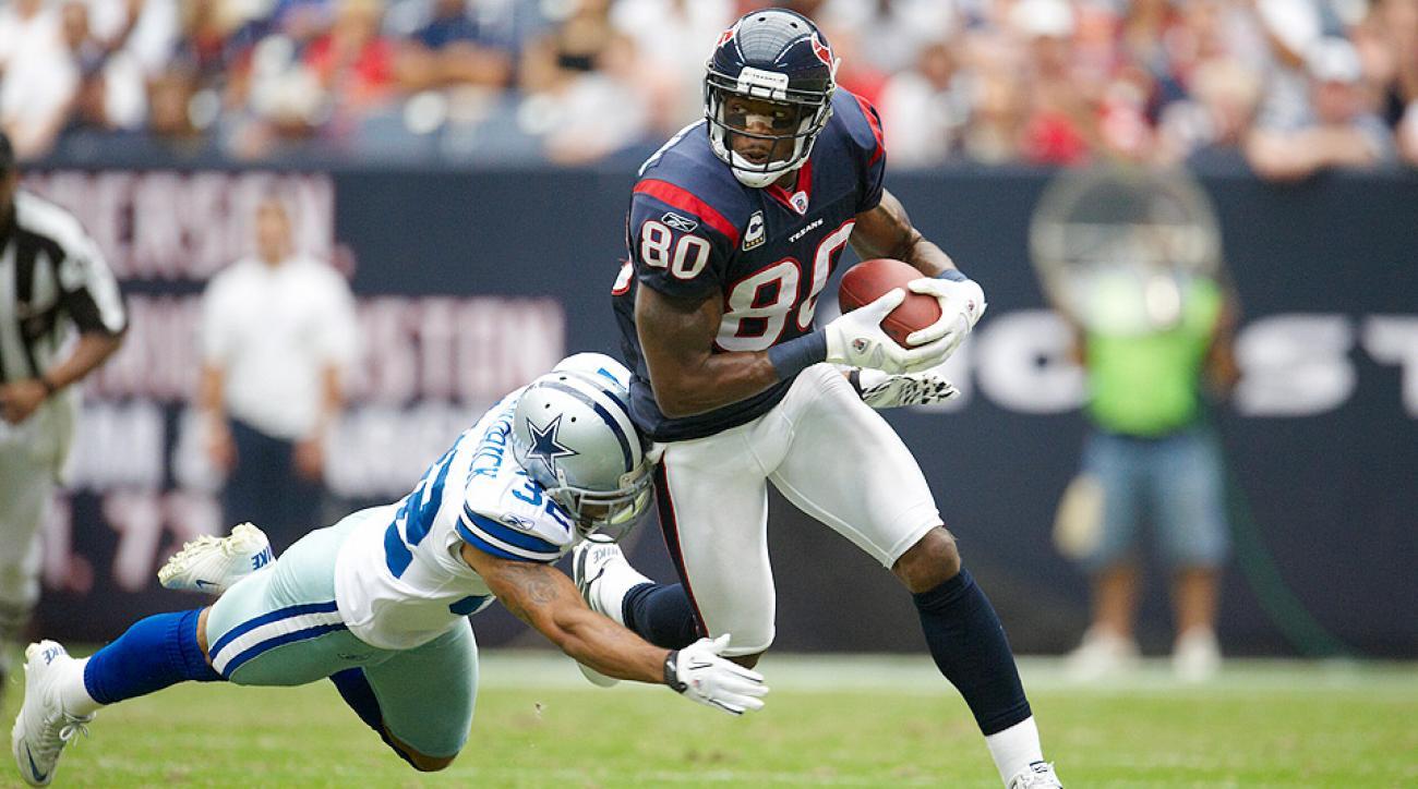 NFL trade rumors: Mock deals for Andre Johnson, Brian Hoyer, more