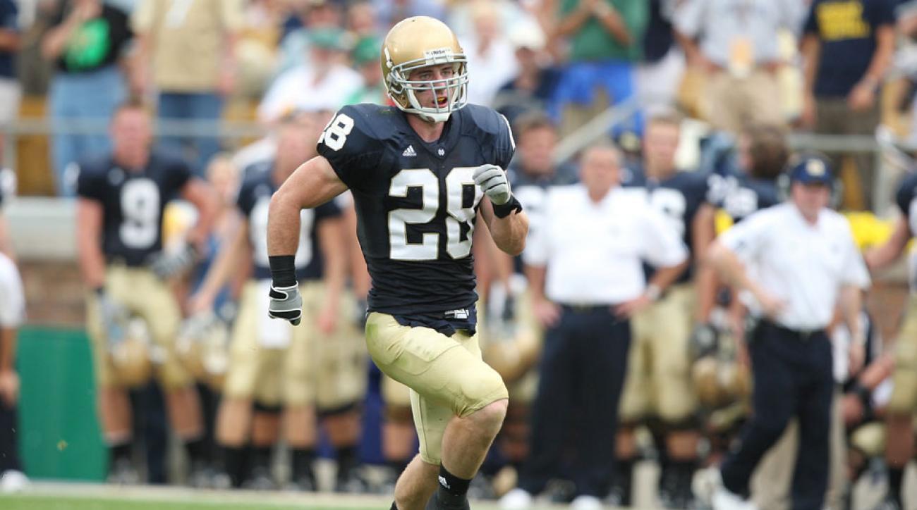 Notre Dame Kyle McCarthy
