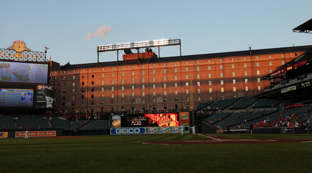 Baltimore Orioles park
