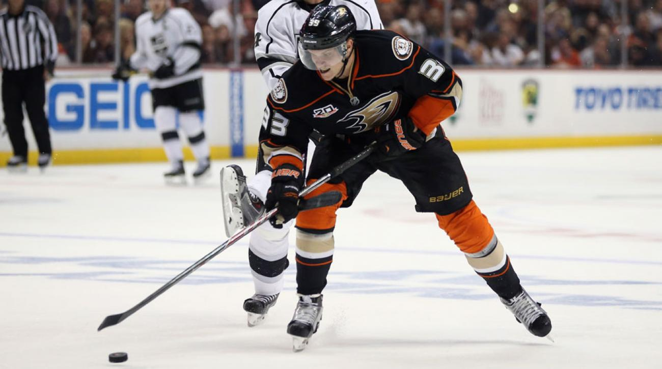 Jakob Silfverberg signs one-year deal with Ducks
