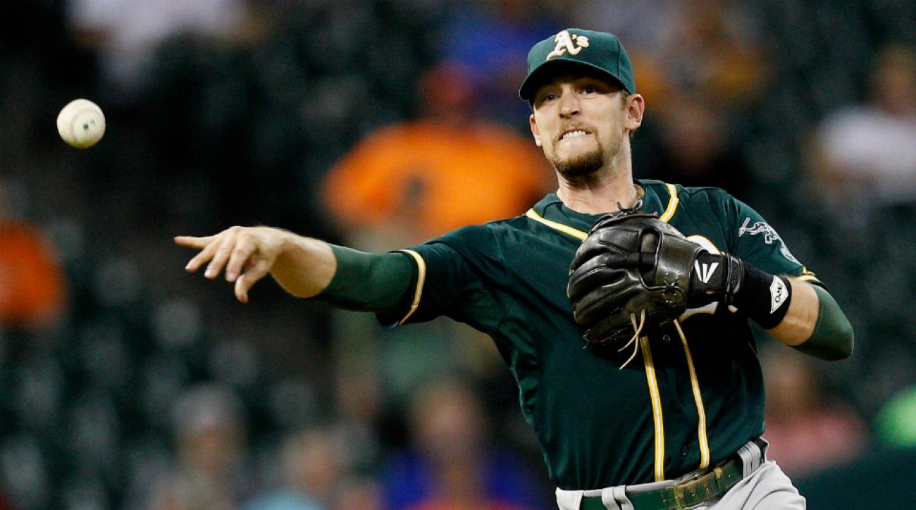 Athletics place Jed Lowrie on DL