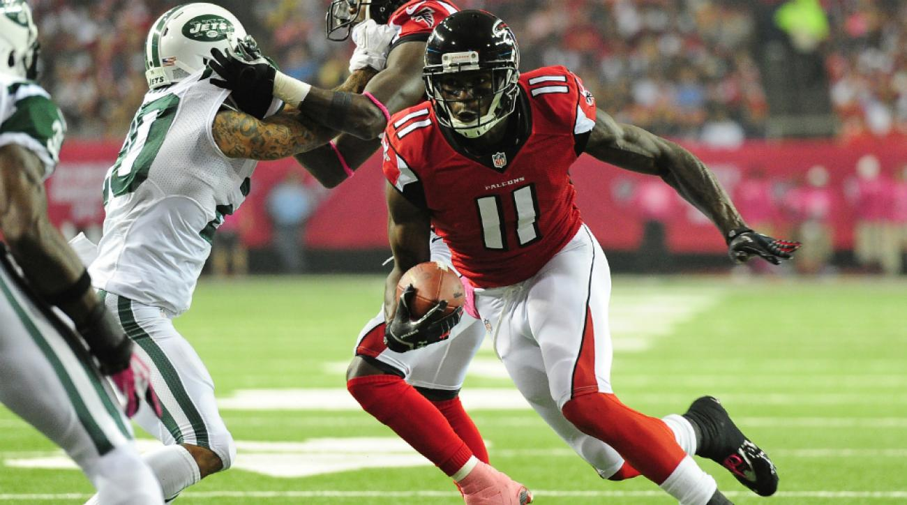 Julio Jones could play in Falcons' preseason game against Texans