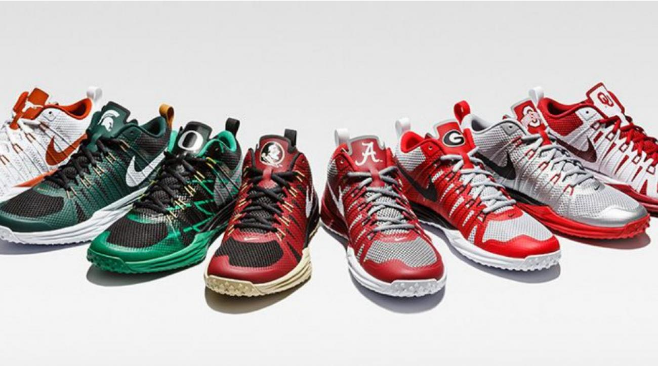 f59401ab712a Nike is releasing college branded sneakers for the start of college ...