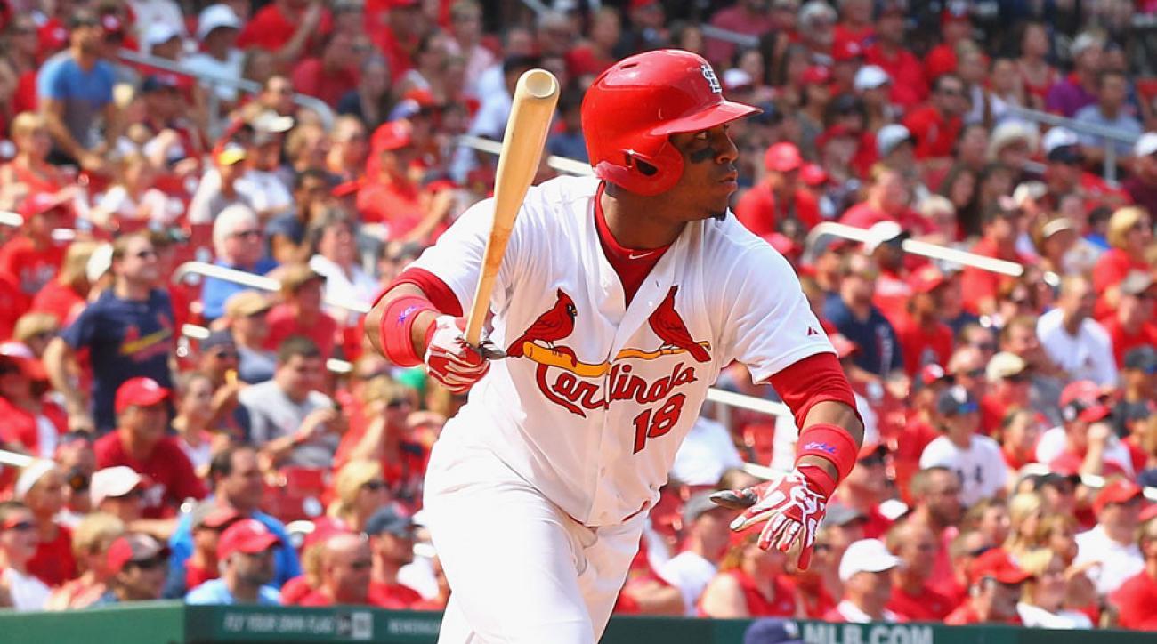 Oscar Taveras St. Louis Cardinals