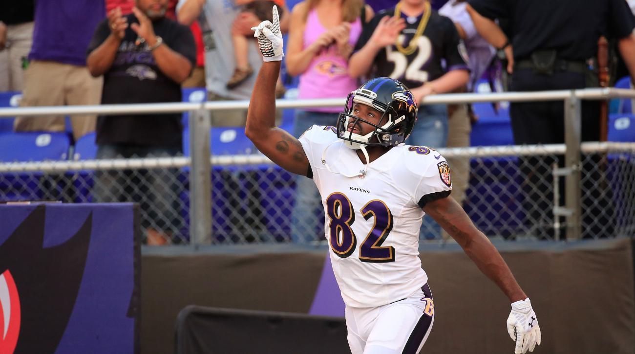 Baltimore Ravens receivers