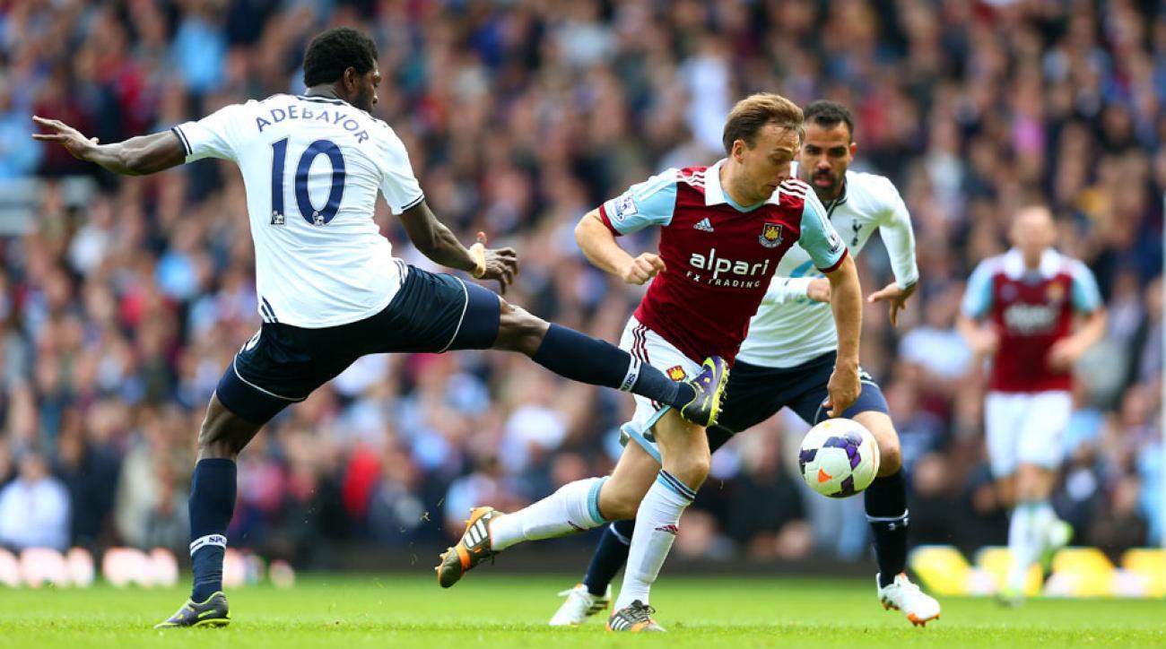 West Ham will meet Tottenham in both teams' season-opening match.