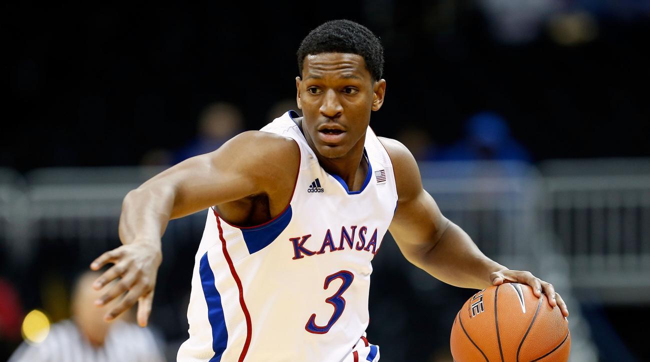 Kansas forward Andrew White will transfer to Nebraska.