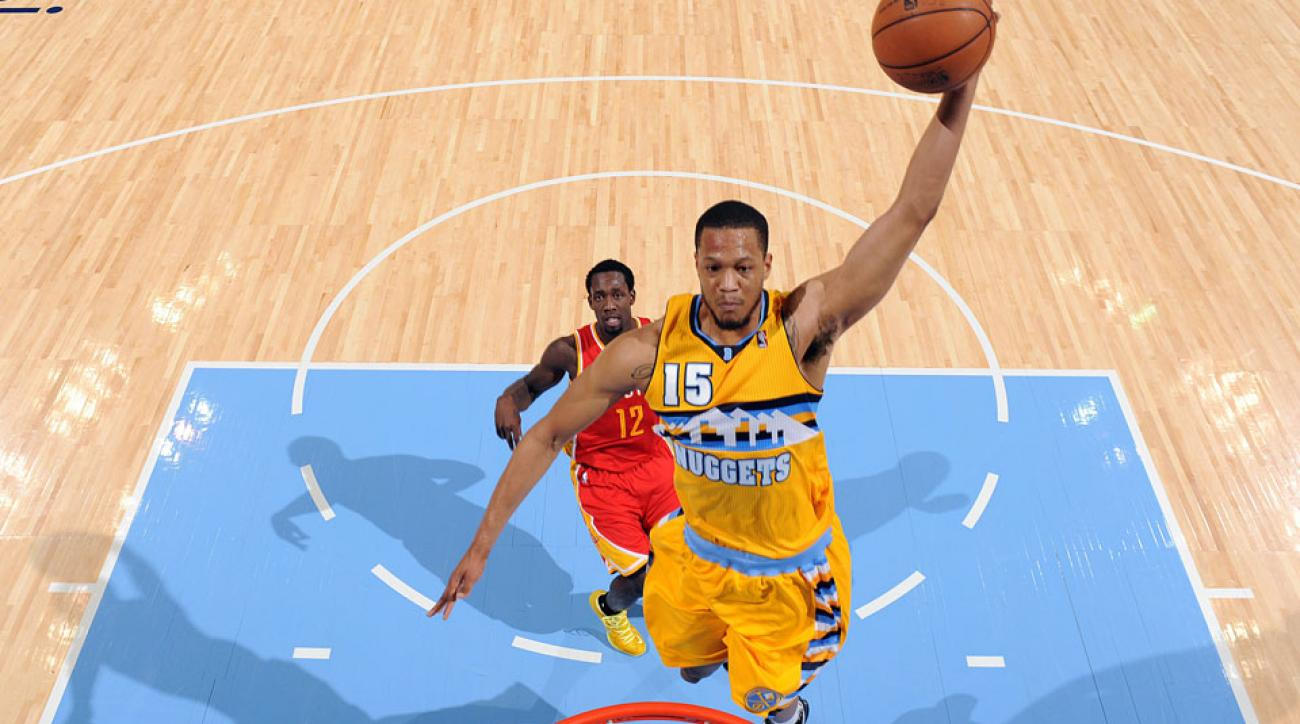 Anthony Randolph signs with Russian team