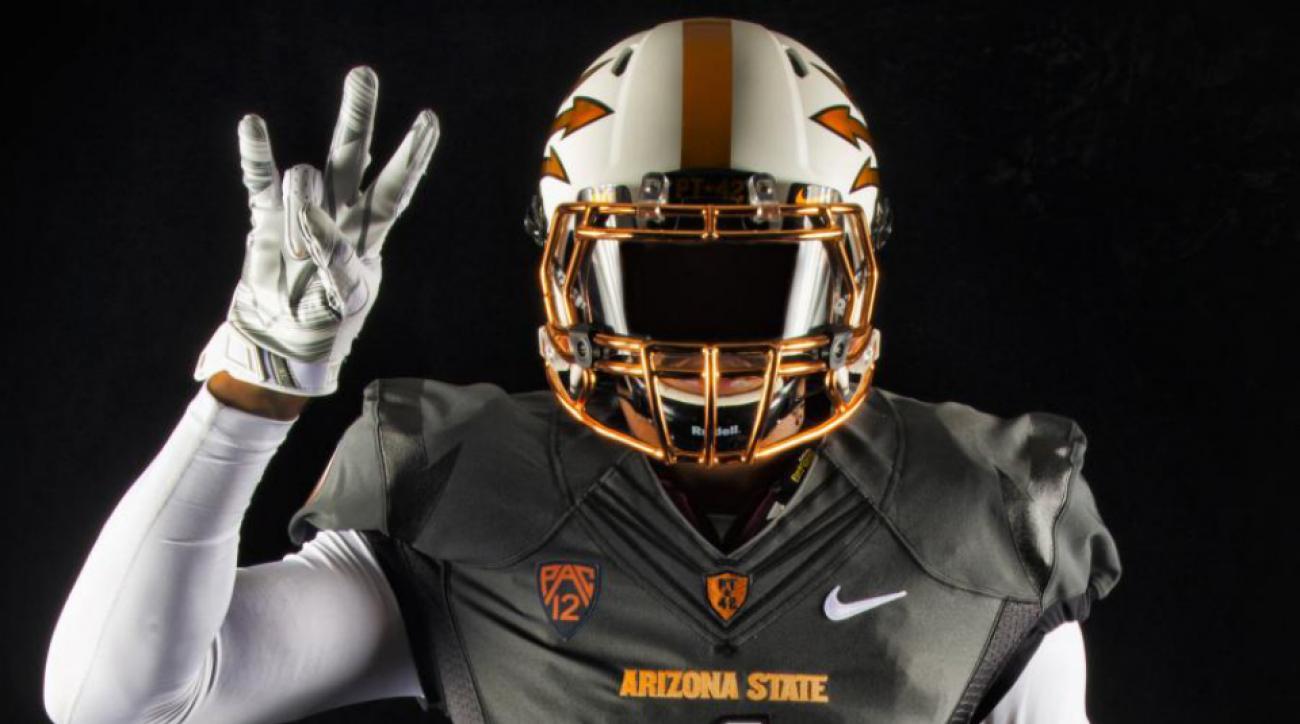 Arizona State releases new alternate uniform