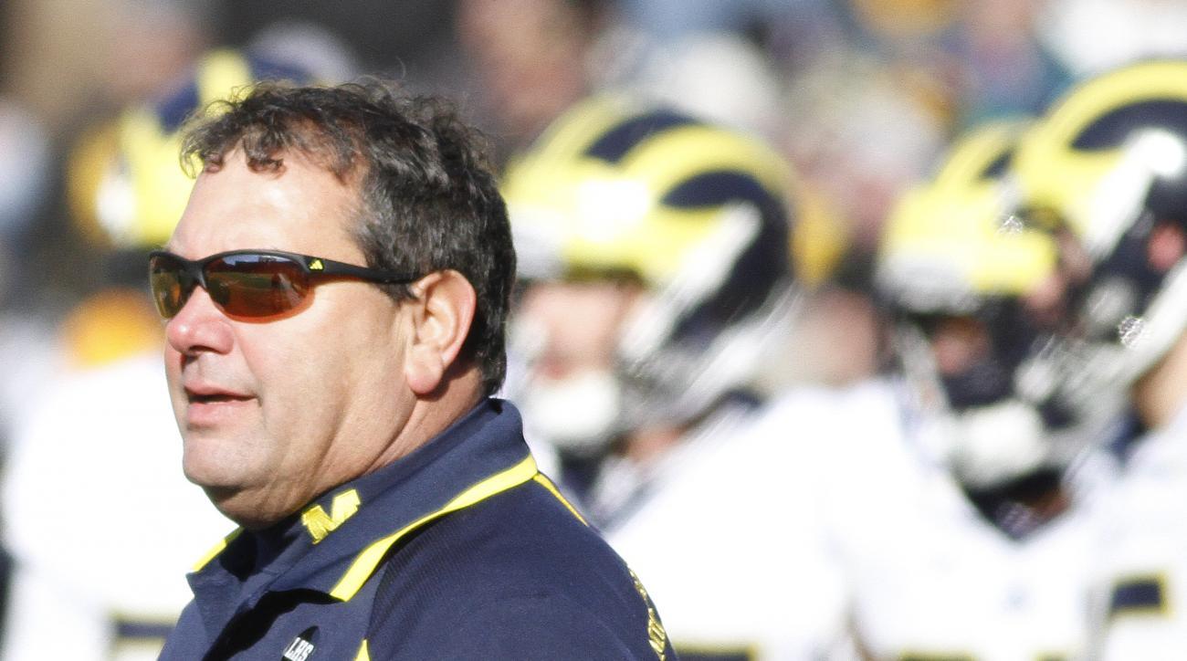 Brady Hoke Michigan head coach Michigan Wolverines football schedule