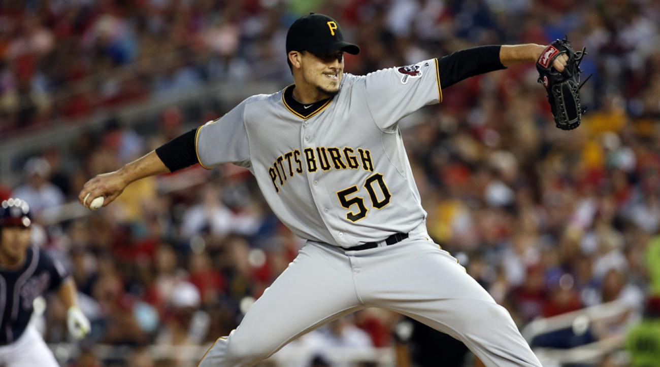 Pirates place Charlie Morton on DL