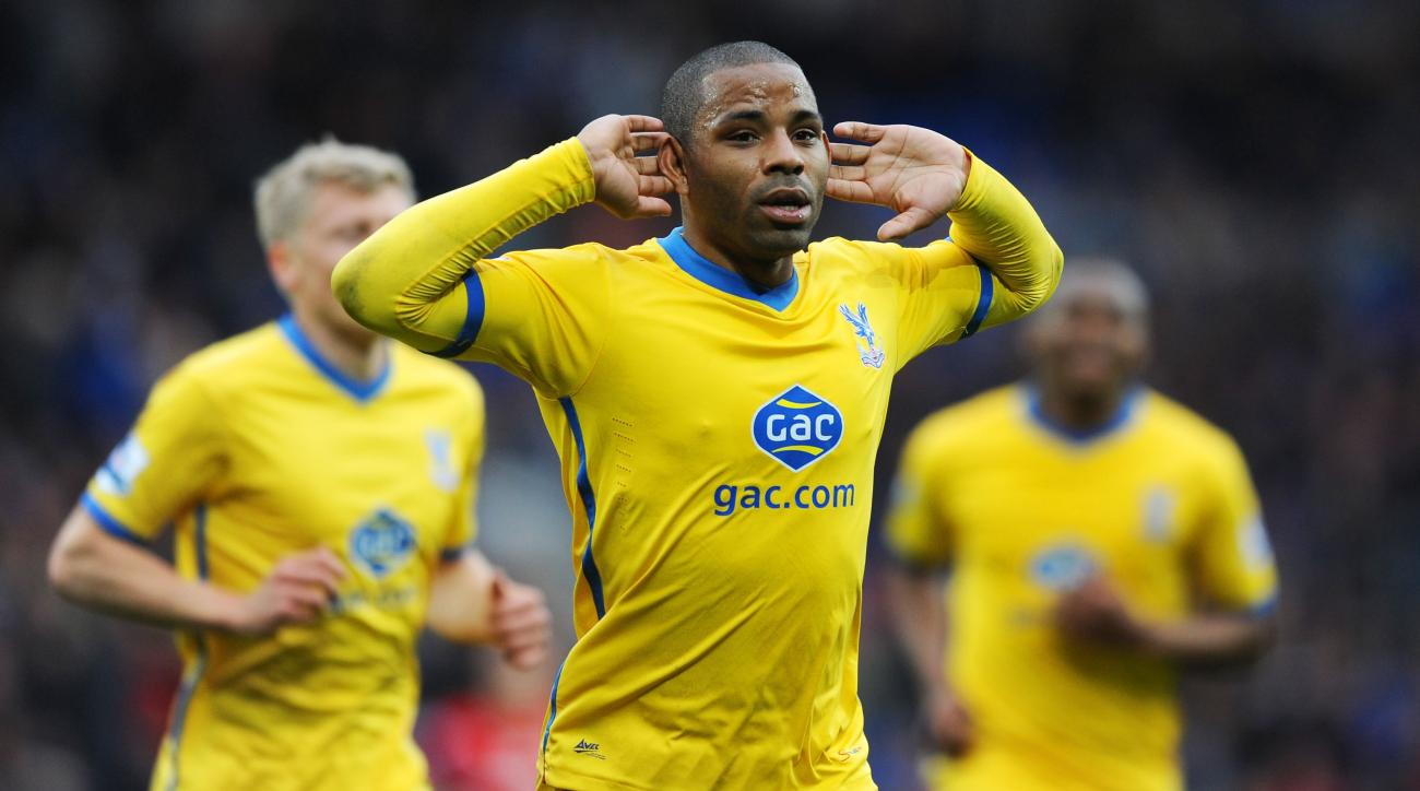 Crystal Palace fined