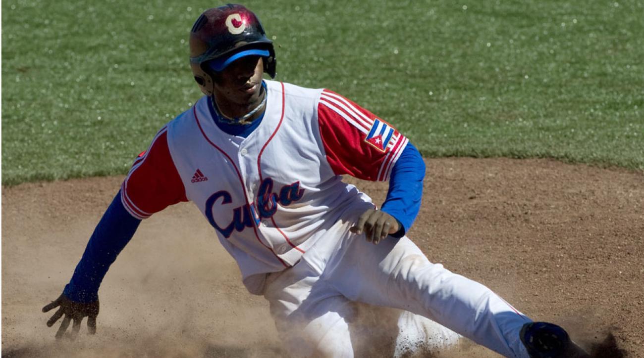 Rusney Castillo Cuba