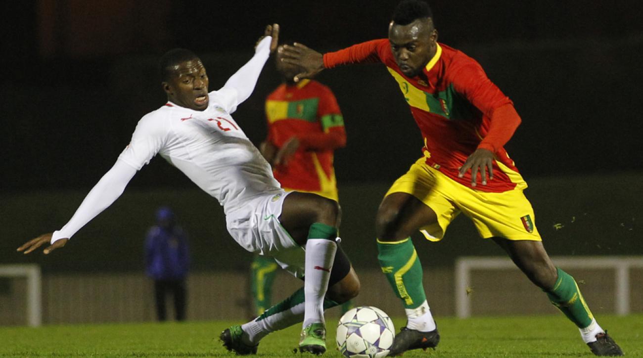 Guinea soccer