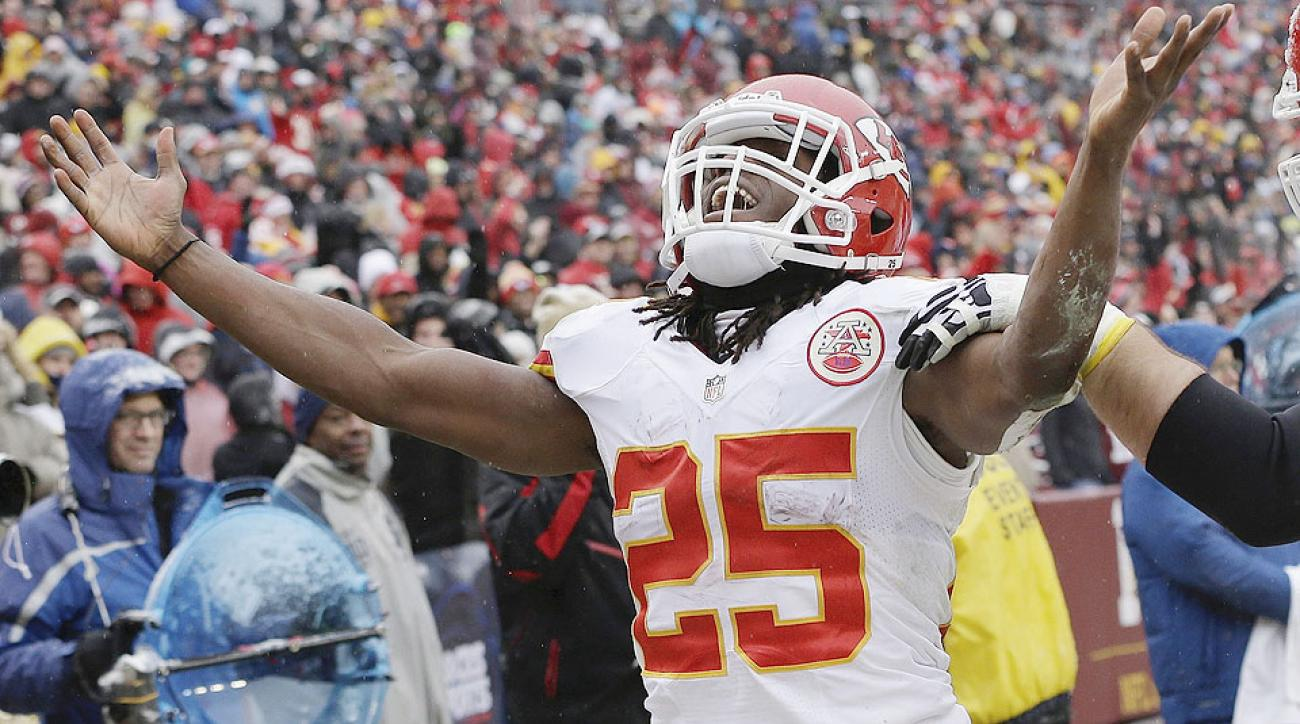 Fantasy football 2014 draft primer: Chiefs running back Jamaal Charles is open to anyone in an auction