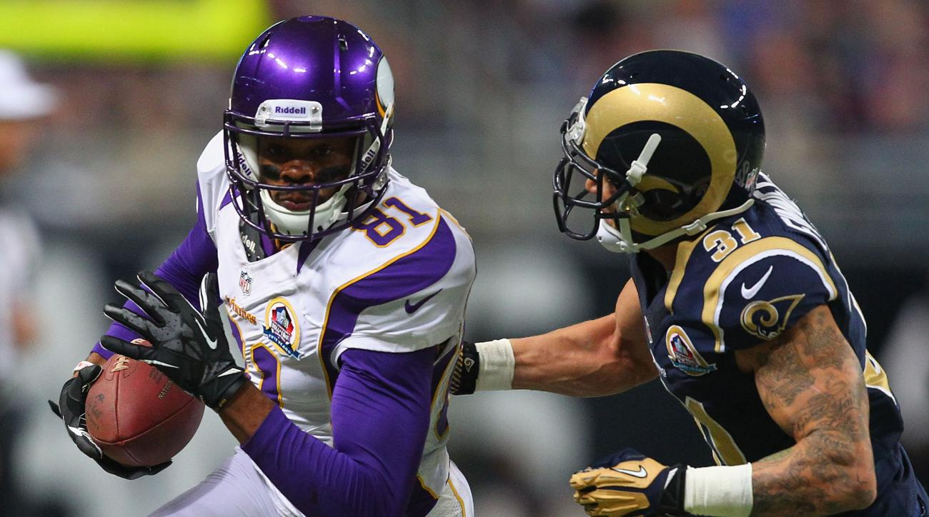 Minnesota Vikings wide receiver Jerome Simpson is facing a possible suspension.