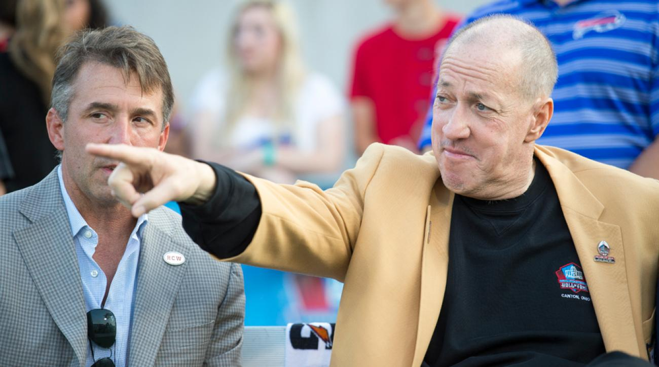Jim Kelly Hall of Fame