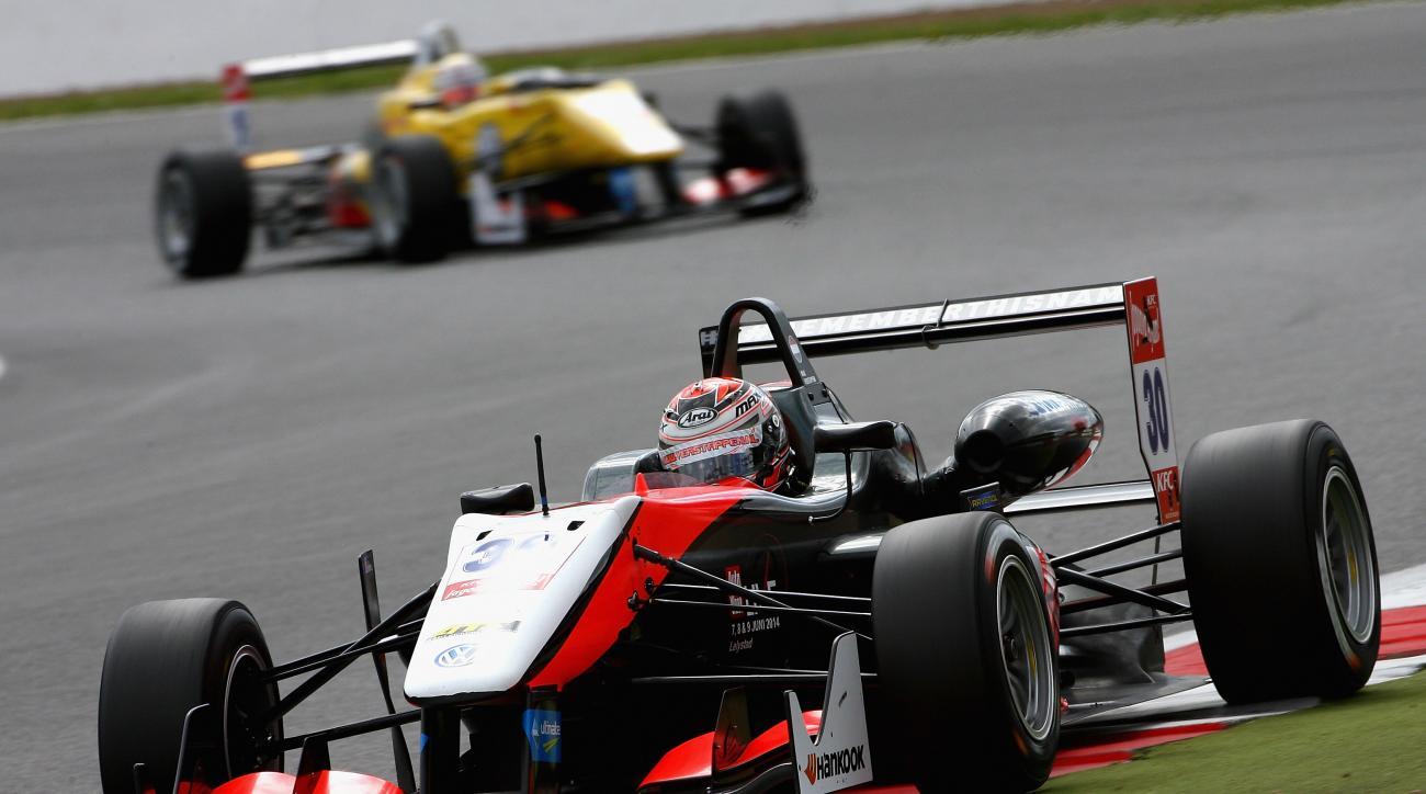 Max Verstappen Formula 1 racing 16 2015