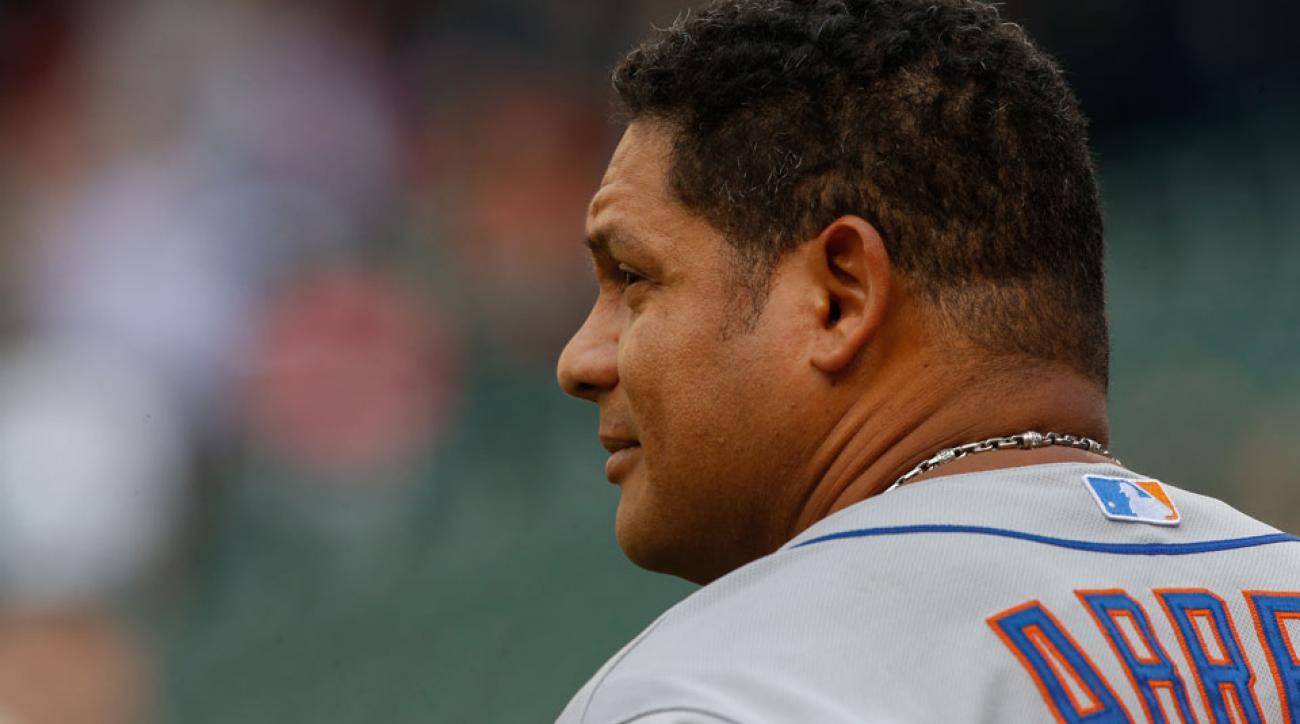 New York Mets Bobby Abreu