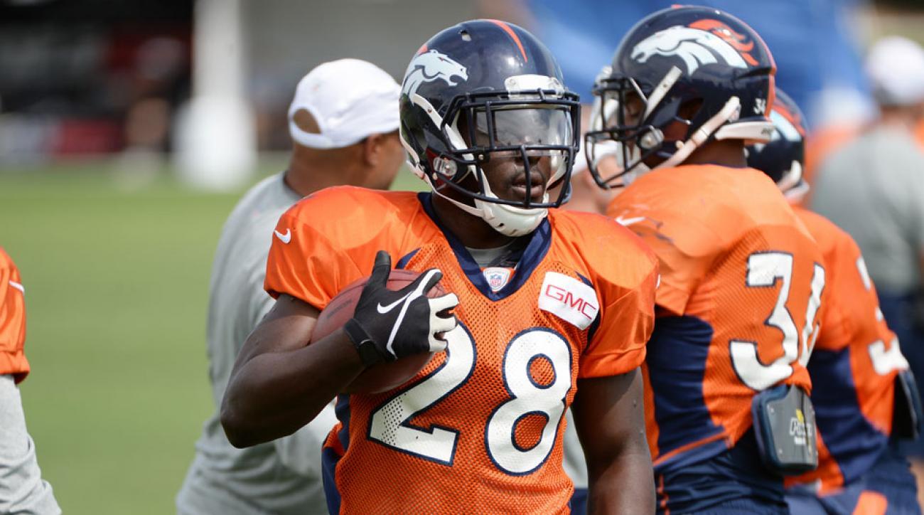 Denver Broncos Montee Ball
