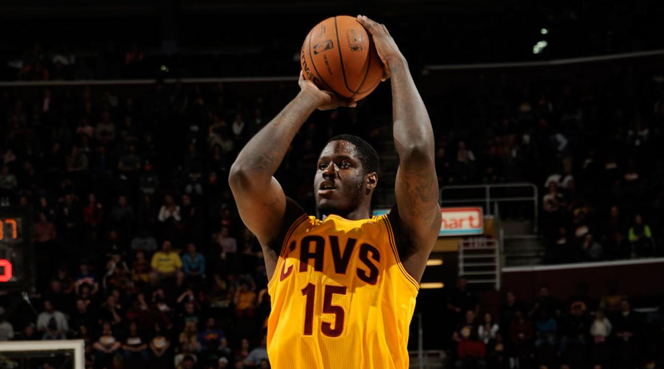 Cleveland Cavaliers Anthony Bennett