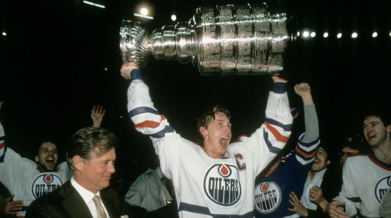 Edmonton Oiler 1984 Stanley Cup reunion